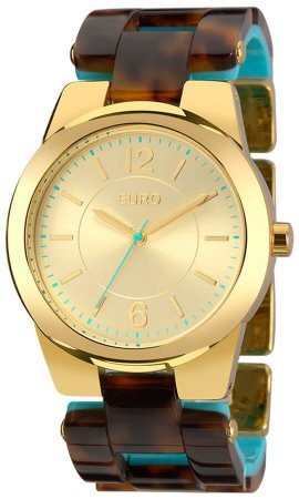Relógio Euro feminino EU2035YDG/4D