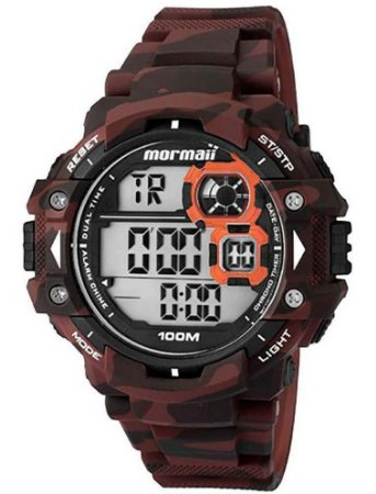Relógio Mormaii Action Masculino MO13609A/8R