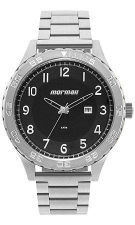 Relógio Mormaii Steel Basic Masculino MO2115BA/1P