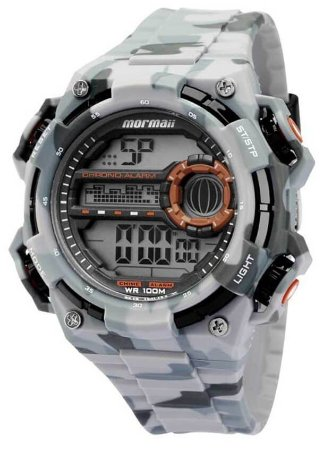 Relógio Mormaii Action Masculino MOYP41639B/8C