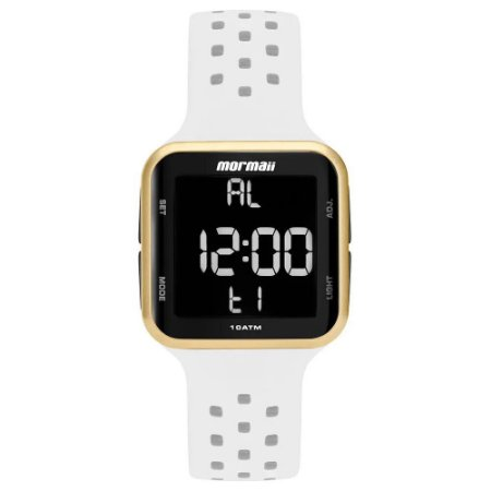 Relógio Mormaii Lab Digi MO6600AD/8B