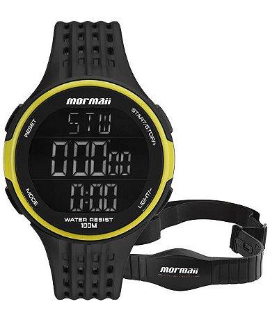 Relógio Monitor Cardíaco Mormaii Tech Performence MO11559AA/8V
