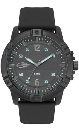 Relógio Mormaii Steel Basic Masculino MO2036IQ/2P