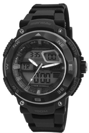 Relógio Mormaii Masculino MO13611/8K