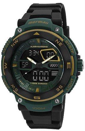 Relógio Mormaii Masculino MO13611N/8D