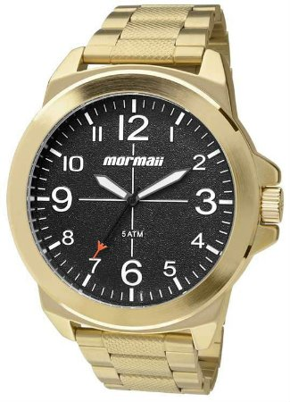 Relógio Mormaii Masculino MO2035DV/4P