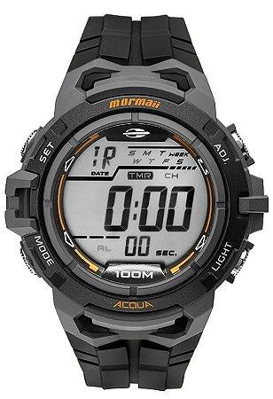 Relógio Mormaii Masculino Action MO1147A/8C