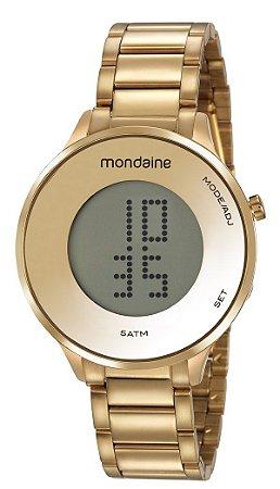 Relógio Mondaine Feminino Digital 53786LPMVDE1