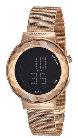 Relógio Mondaine Feminino Digital 32006LPMVRE2