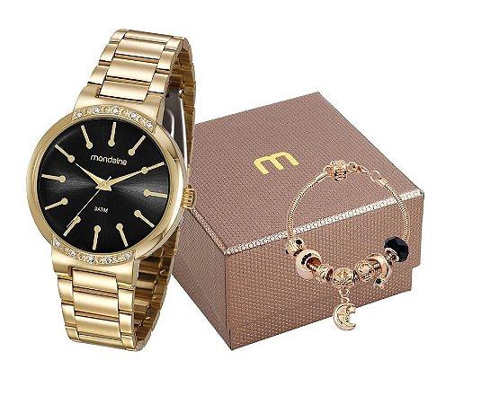 Relógio Mondaine Feminino 99299LPMGDE2K1 com pulseira