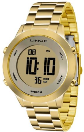 Relógio Lince Feminino Digital SDPH037L KXKX