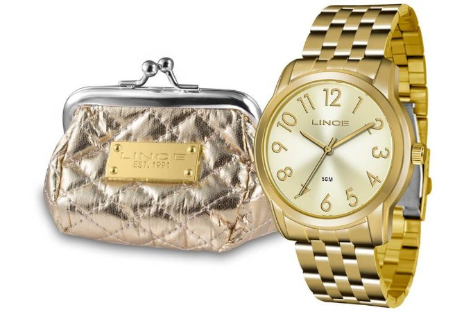 Relógio Lince Feminino LRG4456L KT73C2KX