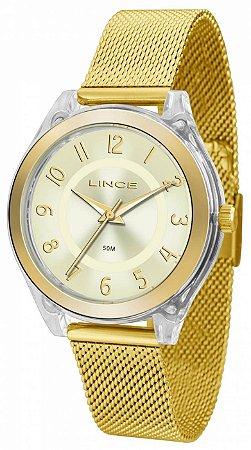 Relógio Lince Feminino LRG4432P C2KX