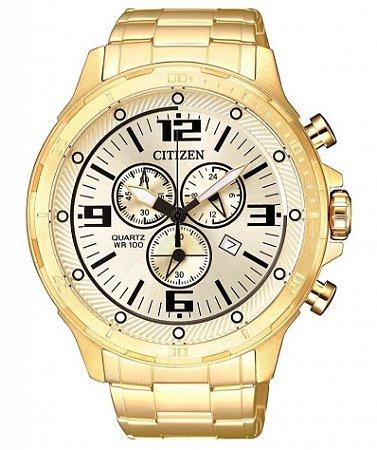 Relógio Citizen Masculino TZ30946G - AN7122-81P
