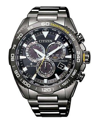 Relógio Citizen Masculino Eco-Drive CB5037-84E TZ31392W Safira