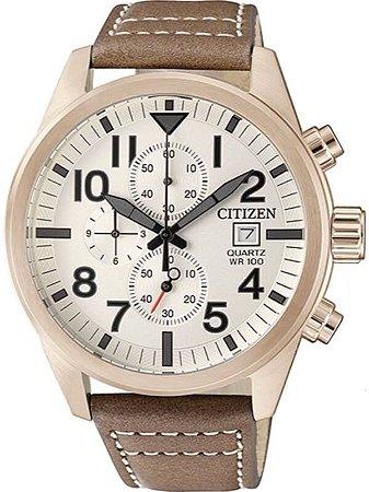 Relógio Citizen Masculino TZ31178E AN3623-02A