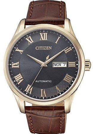 Relógio Citizen Masculino Automático TZ20797P NH8363-14H