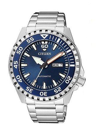 Relógio Citizen Masculino Automático TZ31203F NH8389-88L