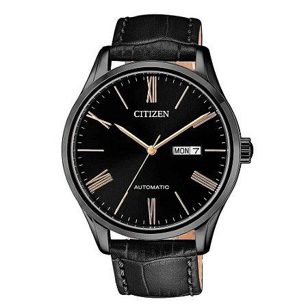 Relógio Citizen Masculino Automático TZ20939D NH8365-19F