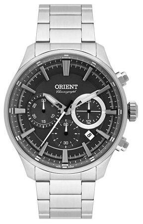Relógio Orient Masculino Cronógrafo MBSSC180 G1SX