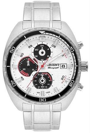 Relógio Orient Masculino MBSSC155 S1SX