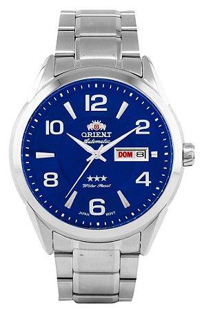 Relógio Orient Automático Masculino 469SS052 D2SX