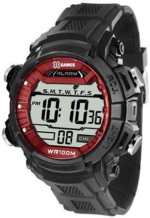 Relógio X-Games Masculino XMPPD406 BXPX