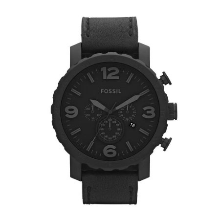 Relógio Fossil Masculino Nate JR1354/2PN