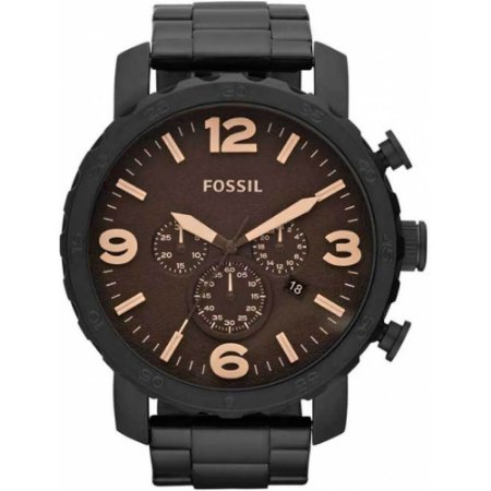 Relógio Fossil Masculino Nate JR1356/4MN