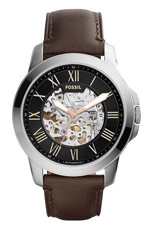 Relógio Fossil Masculino Automático ME3100