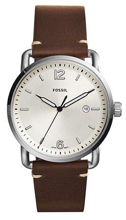 Relógio Fossil The Commuter 3h Date Masculino FS5275/0KN
