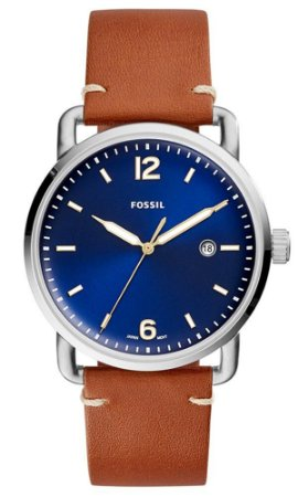 Relógio Fossil The Commuter 3h Date Masculino FS5325/2AN