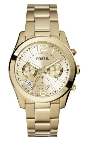 Relógio Fossil Perfect Boyfriend Feminino ES3884/4DN