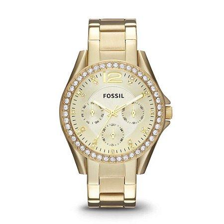Relógio Fossil Feminino Riley ES3203/4DN