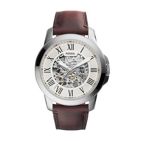 Relógio Fossil Grant Masculino Automático ME3099/0BN