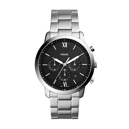 Relógio Fossil Masculino Neutra Chrono FS5384/1KN