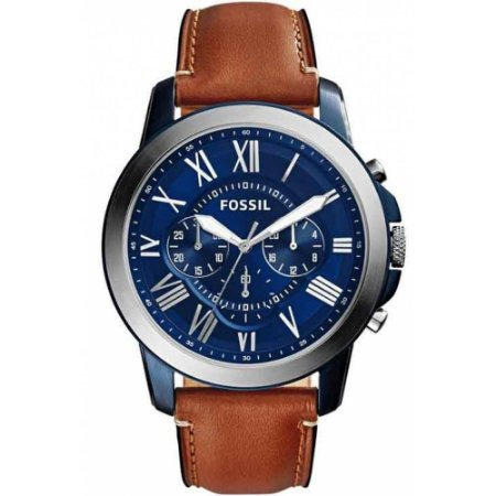 Relógio Fossil Masculino Grant FS5151/0AN