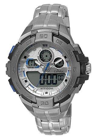 Relógio Condor Masculino CO1154BR/3K