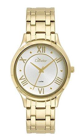 Relógio Condor Feminino CODU2036LST/K