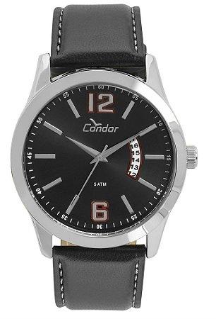 Relógio Condor Masculino CO2115KSV/K2P + fone de ouvido