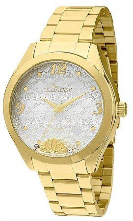 Relógio Condor Feminino CO2036KOK/4K