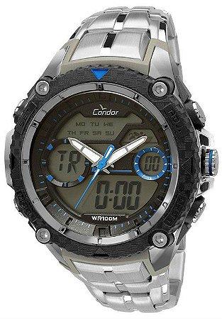 Relógio Condor Masculino Anadigi COAD1146AA/3A