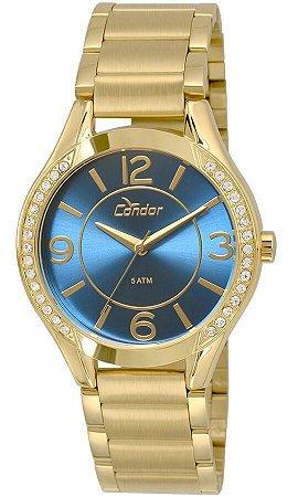 Relógio Condor Feminino CO2035KRG/4A