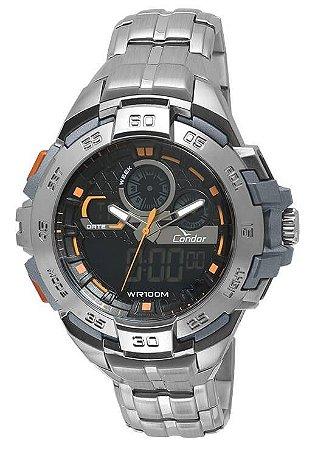Relógio Condor Masculino Anadigi CO1154AR/3P