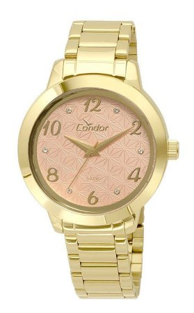 Relógio Condor Feminino CO2036KSU/4DX