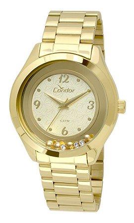 Relógio Condor Feminino CO2036KSS/4D