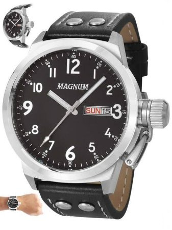 Relógio Magnum Masculino MA32774T