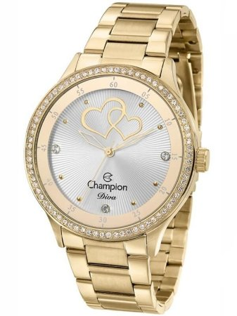 Relógio Champion Feminino Diva CN29721H