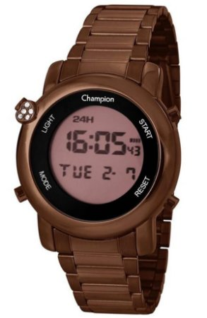 Relógio Champion Digital Feminino CH48126O