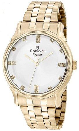 Relógio Champion Feminino Crystal CN25510H